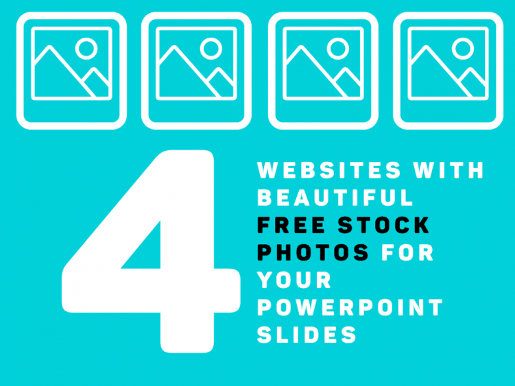 4 Websites With Beautiful Free Stock Photos For Your
