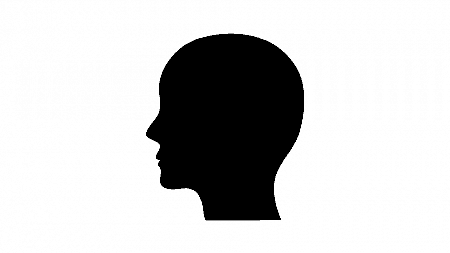 Head Icon for Puzzle Head Infographic - Noun Project