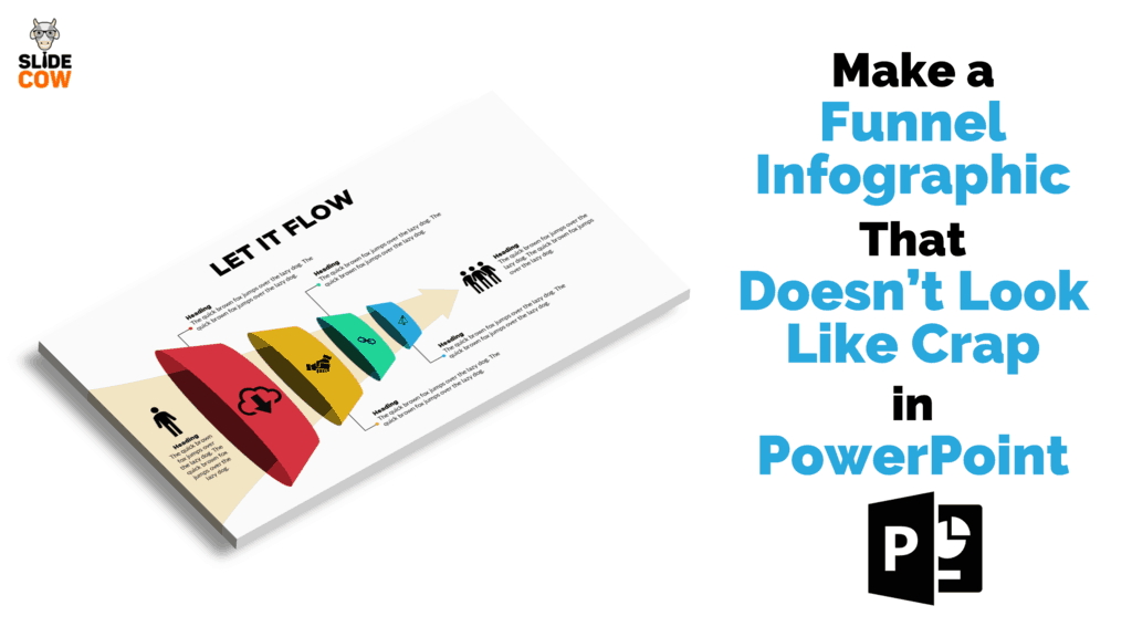 Feature Image - How to Make a Funnel Infographic in PowerPoint (That Doesn't Suck)