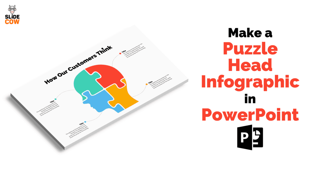 How to Make a Puzzle Head Infographic in PowerPoint