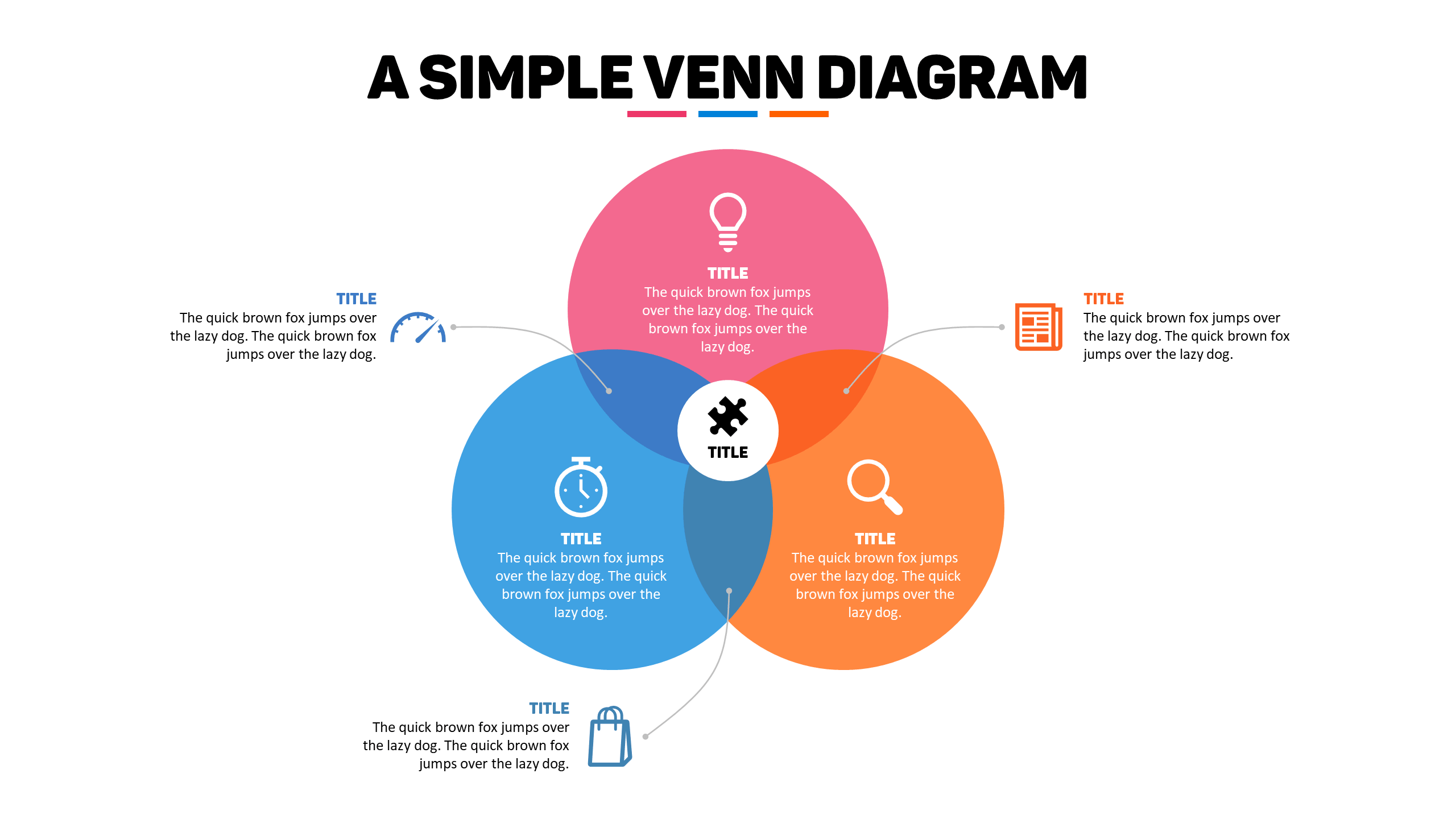 Heres how to make a stunning venn diagram in powerpoint pooptronica Choice Image