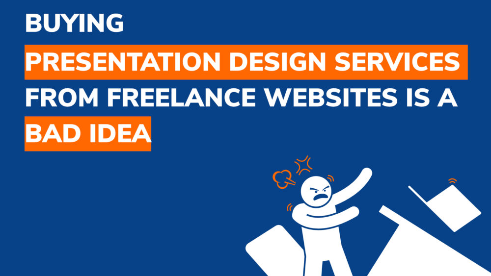 Feature Image: Buying Presentation Design Services From Freelance Websites Is A Bad Idea