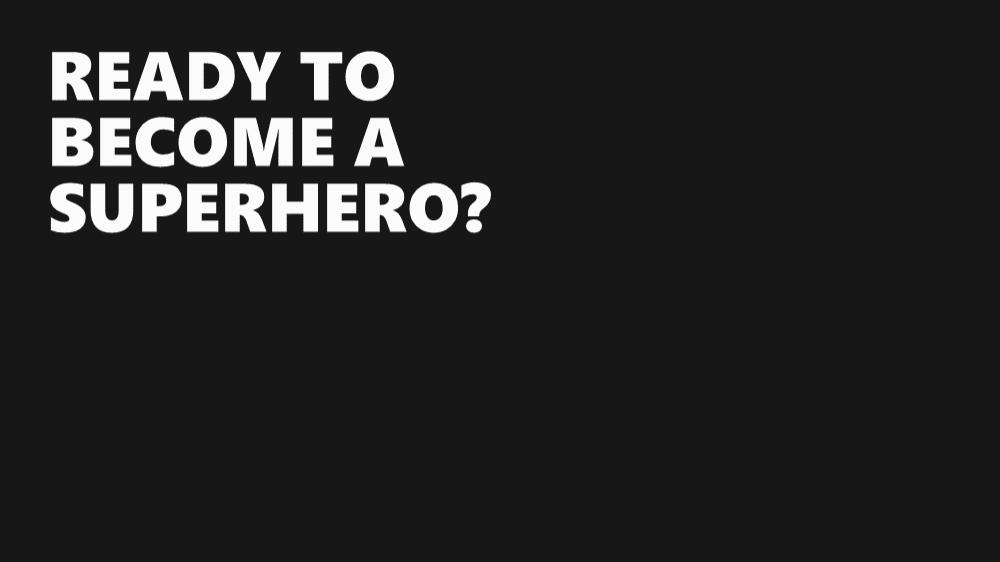 HEROES Program - Presentation Design - Example Slide - Before