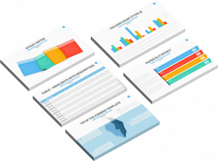 5 Free Professional PowerPoint Slides